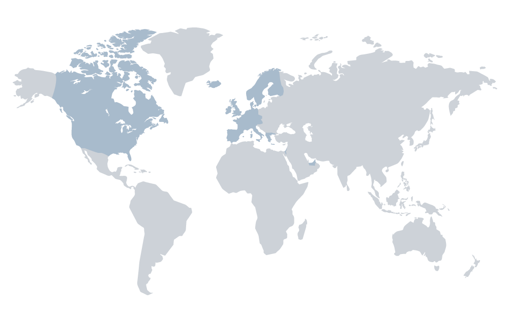 ICTS Map